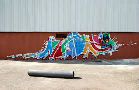 Bordeaux Street Art Nerone Le Coktail Graffiti Street Art Bordeaux Graffiti