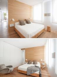 Bedroom Wall Of Windows A Bright And Comfortable Apartment Interior Design In Madrid
