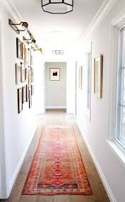 what to do with your long narrow hallway decorating gallery