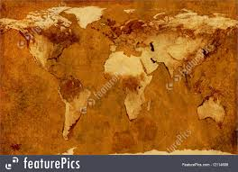 Ancient Map Ancient Map Of The World Picture