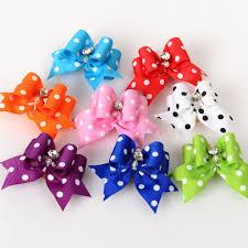 wholesale hair bows dogs show hair bows promotion shop for promotional dogs show hair