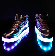 light up sneakers chrome invader light up sneakers women of edm