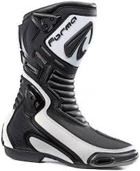 best touring motorcycle boots buy forma boots online forma mirage motorcycle racing boots white
