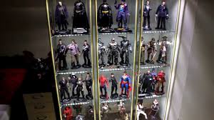 Display Cabinets With Lights Toys Detolf Display Cabinet Tips Youtube