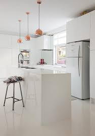 down kitchen faucets kitchen contemporary with rose gold pendant
