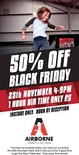 black friday trampoline airborne is now open black friday half price deal