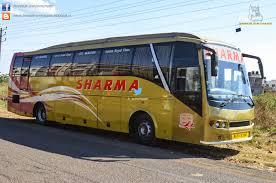 sharma ashok leyland luxura sleeper ka51 b 1947 biswajit svm chaser