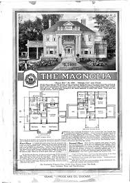 sears magnolia house plans house plan