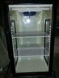 commercial glass door refrigerator cooler fridge for sale in