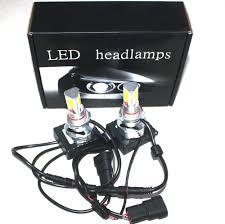 Ford Explorer Headlights - 90w 9000lm car 9005 hb3 led headlight high low beam kit for 2002