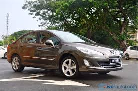 peugeot cars 2012 review 2012 peugeot 408 2 0 litre and 1 6 litre turbo wemotor com