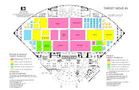 floor layout early e3 2018 floor layout and exhibitor list published powerup