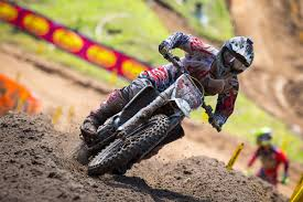 ama motocross points standings dean wilson earns career best with 2nd overall at spring creek