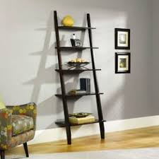 31 Md 00510 Ladder Shelves by Sion This Unique Ladder Style Accent Piece Has Five Shelves For