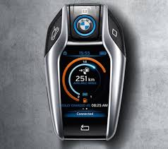 Bmw I8 Features - bmw touchscreen display key fob for i8 is finally a reality you