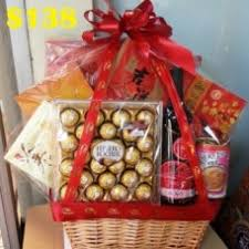 new years basket new year express flower delivery online florists