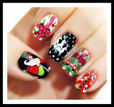 best holiday nail designs christmas rolling out