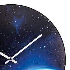 buy globe dome wall clock luminous online purely wall clocks