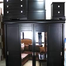 chambre a coucher algerie chambre a coucher 3 portes coulissante en hêtre algerie meuble