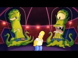 10 cartoon aliens movies tv
