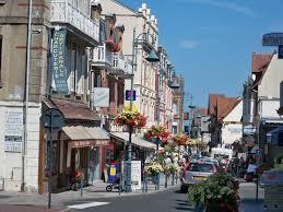 cute towns cute normandy town photo