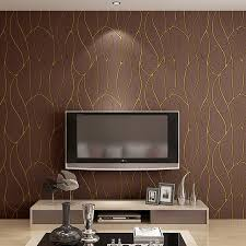 top quality 3d wallpaper for walls suede crafts wall paper