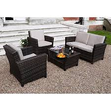montego sofa montego rattan garden sofa set 4 seater table rattan rattan