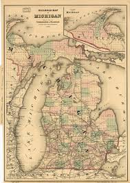 Map Of Troy Michigan by When Did We Start Calling Michigan