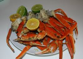 snow crab legs recipe with herbs youtube