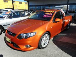 2011 ford fg xr6 turbo ute manual act motor traders