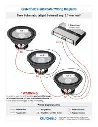 speaker wiring diagrams carlplant