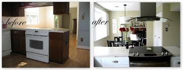 kitchen before and after installing stove hoods design ideas for