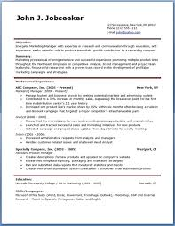 Awesome Free Resume Templates Resume Templates Free Resume Builder