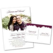 Wedding Invitations With Pictures Elegant Wedding Invitations Ann U0027s Bridal Bargains