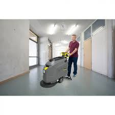 walk behind floor scrubber bd 50 50 c classic bp karcher
