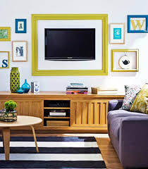 Tv Wall Decor by Wall Decor Stunning Decorate Wall Tv Wall Mounted Flat