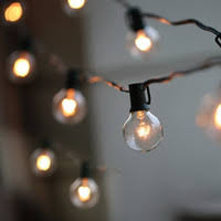 Outdoor Garland With Lights by Best Outdoor Decorative Patio String Lights To Buy Buy New