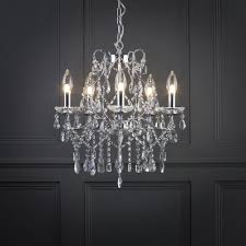 Marquis By Waterford Annalee Large LED  Light Bathroom - Bathroom chandelier