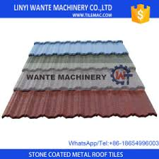 Roof Tiles Types China Main Types Roof Tiles With Standard Size 1340x420x0 4mm And