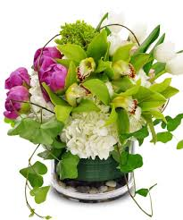 Beautiful Flower Arrangements by Metropolitan Designs Sophisticated And Exotic Flower Arrangements