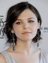 ginnifer goodwin wedding dress in ramona and beezus haircuts on wavy bobs bobs and hair coloring
