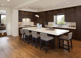 kitchen island countertop overhang how to get an ideal kitchen island overhang