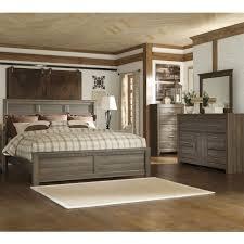ashley king bedroom sets ashley juararo king bedroom set weekends only furniture