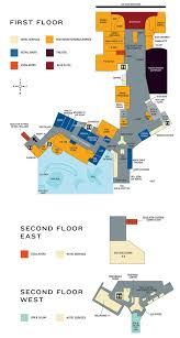 Las Vegas Hotel Strip Map by Monte Carlo Casino Property Map U0026 Floor Plans Las Vegas