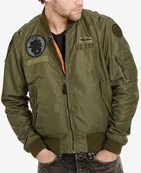 Denim And Supply Jacket Denim U0026 Supply Ralph Lauren Men U0027s Slim Reversible Bomber Jacket
