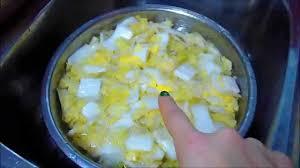cara membuat pancake kimchi malaysian korean kimchi youtube