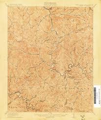 Map Of Williamsburg Va Kentucky Historical Topographic Maps Perry Castañeda Map