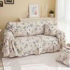 canapé tissu beige beige coton canapé tissu housse de canapé plaine fleurs housse de