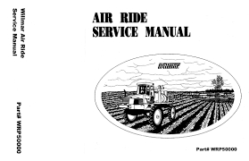 agco technical publications willmar applicators liquid sprayers
