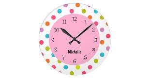 Feminine Clock - feminine wall clocks zazzle
